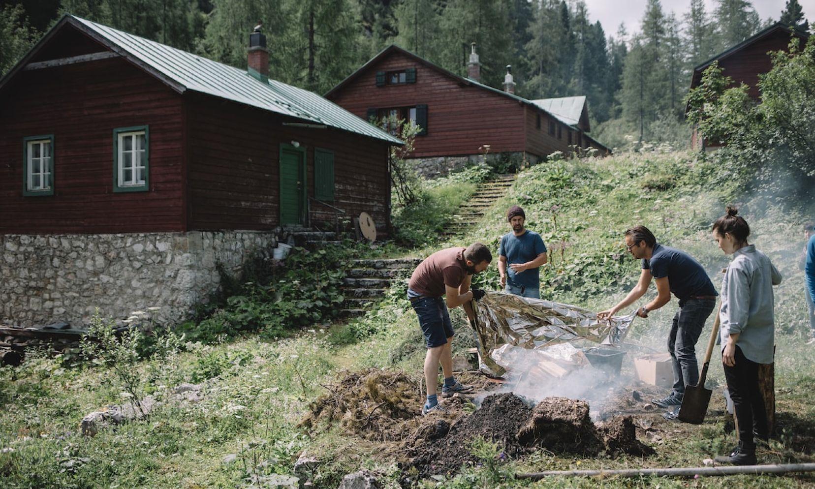 Feldküche