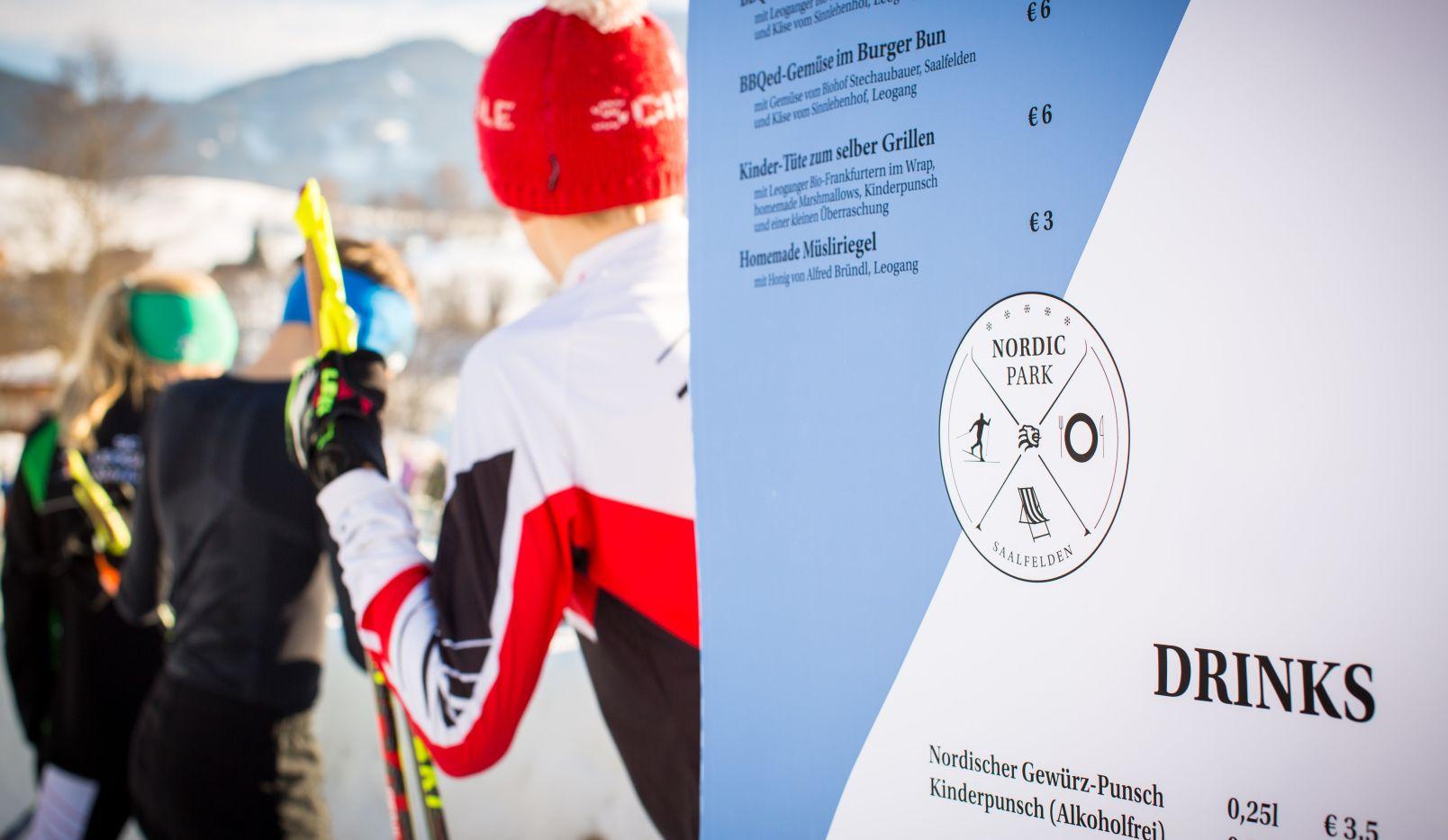 Nordic Park – Saalfelden Leogang